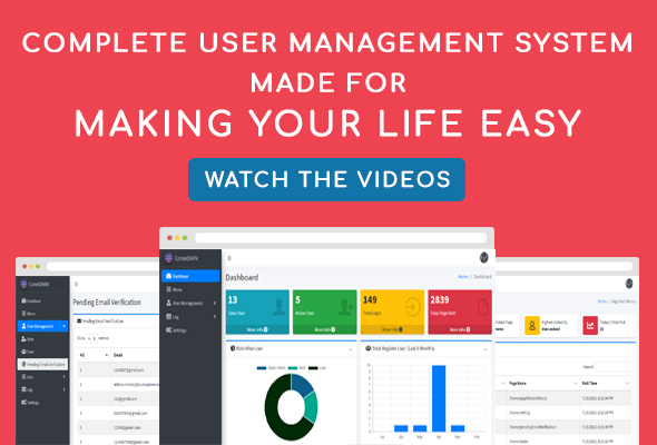 introduction core admin user management system